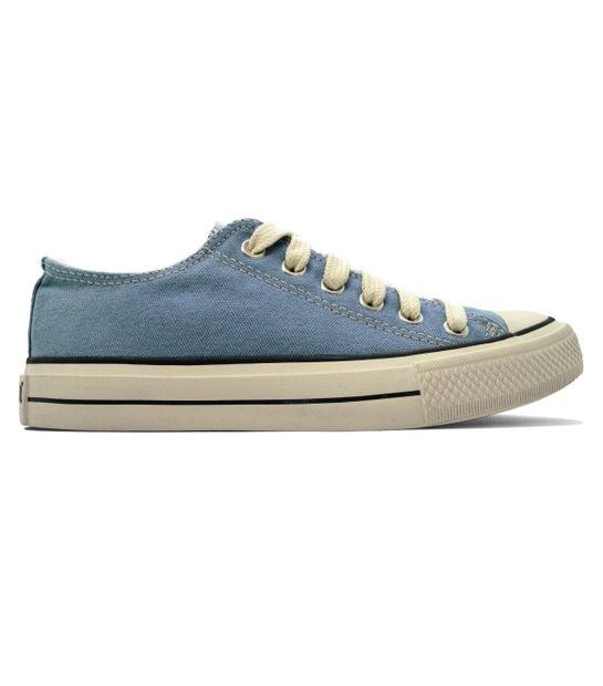 Zapatillas John Foos 162 Unisex Color: Azul - Talle: 34